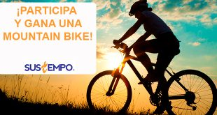 Concurso: ¡Gana una mountain bike!