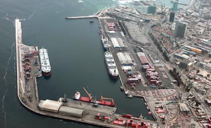 Acuerdan mejoras ambientales en logística del Puerto de Antofagasta
