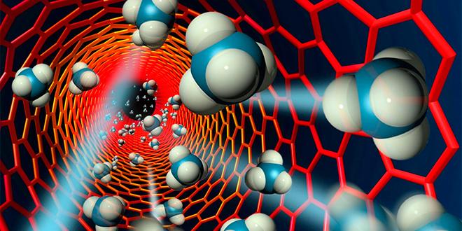 Nanotecnología chilena de exportación