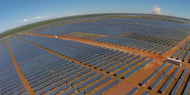 Construirán en Chile la mayor planta fotovoltaica de Latinoamérica