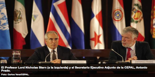 Stern llama a no fallar en la gestión del cambio climático