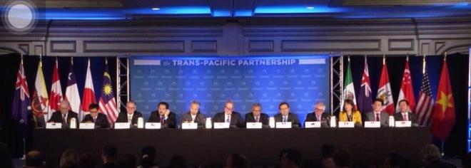 Sellan Acuerdo Transpacífico de Libre Comercio (TPP)