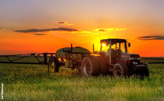 Países del sur avanzan en agricultura sostenible