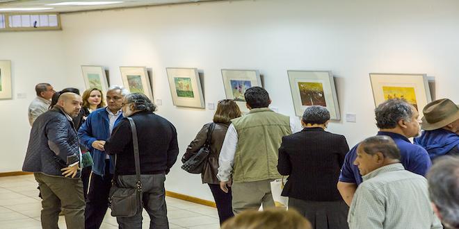 Exhiben obras de Roberto Matta en Antofagasta