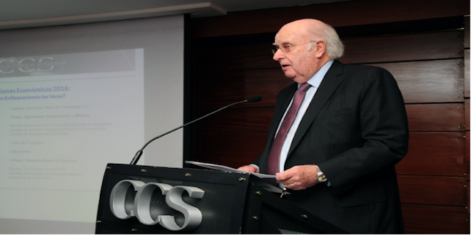 CCS culpa a reformas de bajo crecimiento económico
