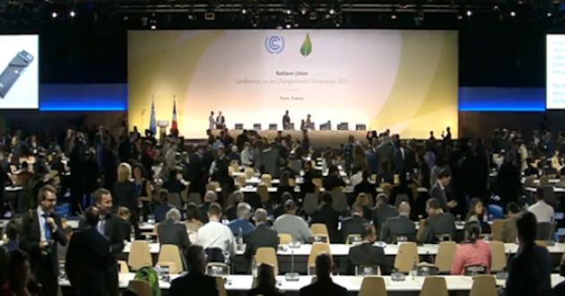 """COP21: Llaman a avanzar hacia """"un futuro bajo en carbono"""""""