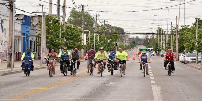 Región Metropolitana potenciará uso de bicicletas