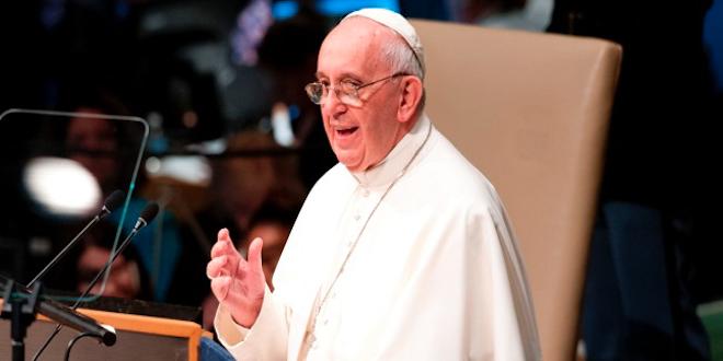 """Papa Francisco: """"Tenemos que asumir nuestra interdependencia"""""""