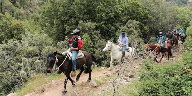 Promueven turismo de naturaleza en cordillera de Chacayes