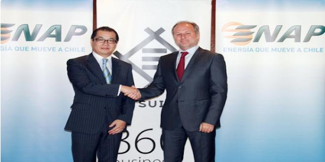 Enap y Mitsui desarrollarán proyectos de energía por US$ 1.300 millones