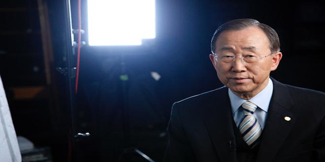 Ban Ki-moon insta a combatir el comercio ilícito de fauna y flora silvestres