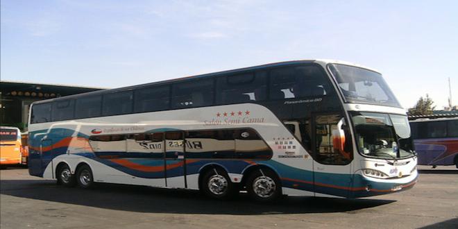 Conadecus: Derechos de los pasajeros de buses interurbanos
