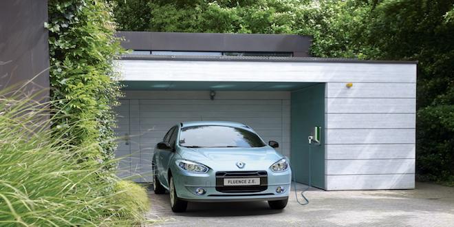 Renault Fluence ZE busca impulsar el mercado eléctrico