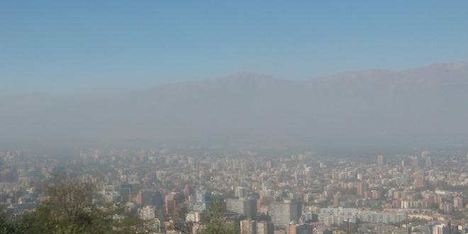 Nuevo Plan de Descontaminación del Aire prohíbe calefacción a leña en el Gran Santiago