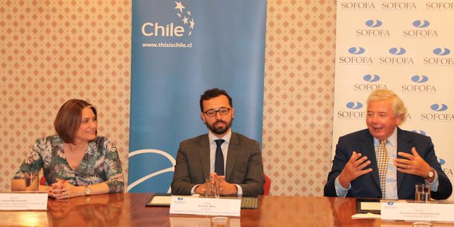 Sofofa y APIE buscan potenciar la inversión extranjera en todas las regiones