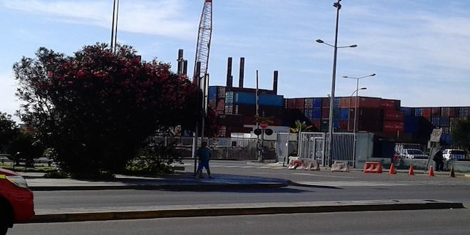 Tribunal Ambiental realizará inspección en torno al puerto de Antofagasta