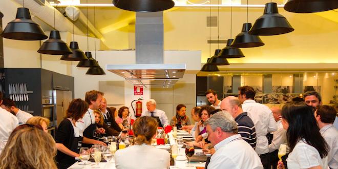 Presentan alimentos chilenos y su historia en Madrid