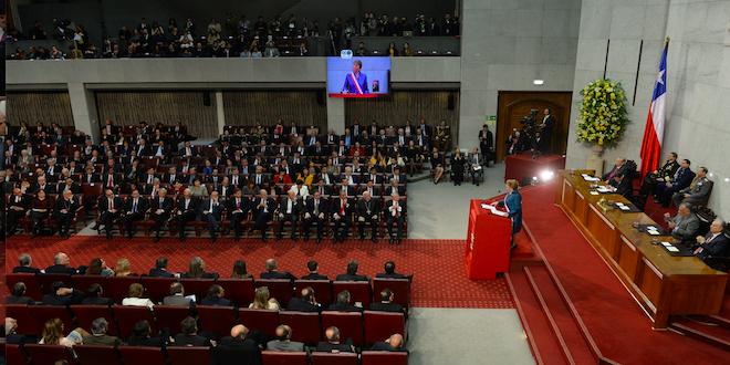 Bachelet anuncia Agencia de Cambio Climático y Desarrollo Sustentable