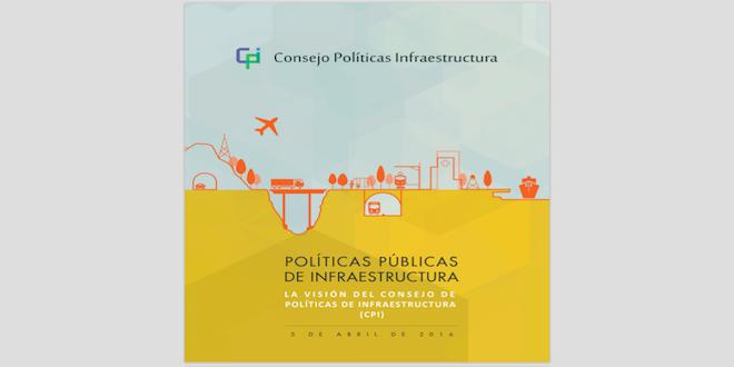 CPI entrega propuestas para una política de infraestructura nacional