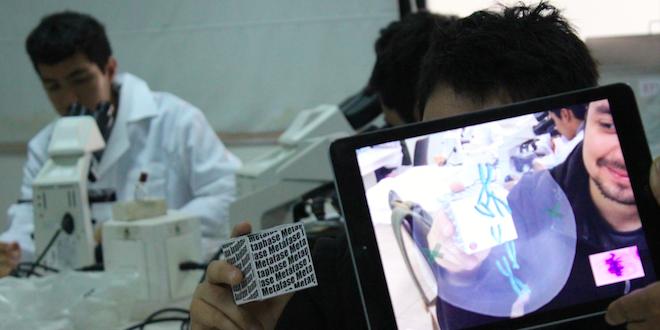ULS desarrolla aplicación para mejorar el aprendizaje de la biología
