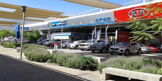 ANAC: Venta de vehículos nuevos crece 6,7% en primer cuatrimestre