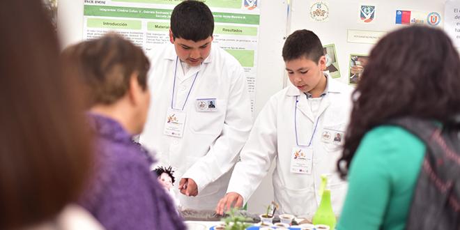 Región de Coquimbo: participa en los congresos escolares de ciencia y tecnología
