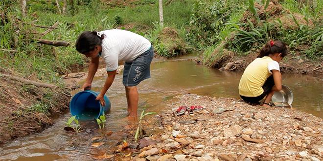 Millones de personas enfrentan riesgos de salud por contaminación del agua
