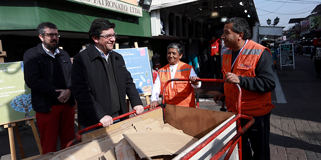Incorporan a 60 mil recicladores de base en sistemas de gestión de residuos