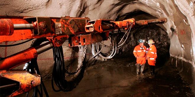 Destacan potencial para descubrir nuevos yacimientos a mayor profundidad en Chile