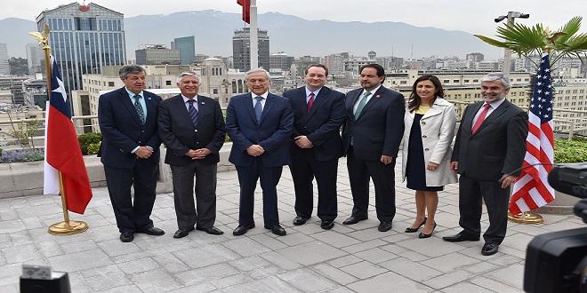 La intensa agenda de Chile Week Estados Unidos