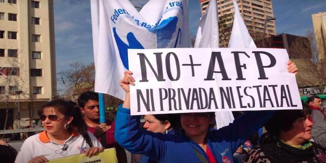 Prevén un millón de personas en tercera marcha contra las AFP
