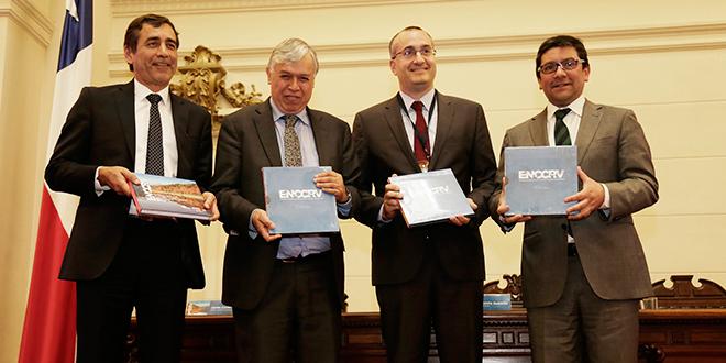 Presentan Estrategia Nacional de Cambio Climático y Recursos Vegetacionales de Chile