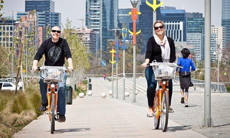 Ampliar Bikesantiago exigirá inversión pública-privada de US$ 50 millones