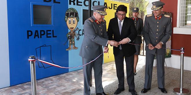 Ejército firma convenio de cooperación para impulsar prácticas sustentables