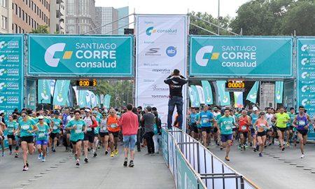 Runners respaldan prohibición de uso de leña en Santiago