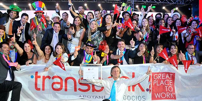 """Transbank: """"La meta de recursos humanos es que las personas lleguen y se vayan felices de su jornada de trabajo"""""""