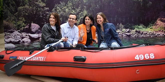 Chile es elegido como el mejor destino de turismo aventura
