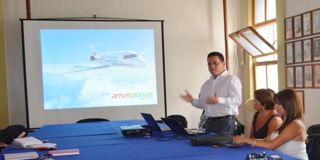 Amaszonas iniciará vuelos directos entre Arica y ciudades del norte chileno