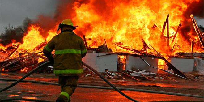 Gases tóxicos del humo causan severos daños a la salud