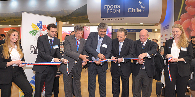 Lanzan novedosa App sobre fruta chilena de exportación
