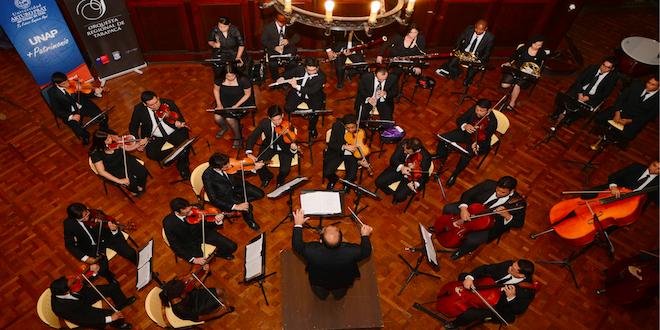 Orquesta Sinfónica de Tarapacá conmemora a Violeta Parra