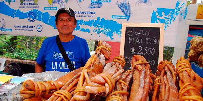 Invitan a pescadores artesanales al Festival de Cocina Ñam 2017