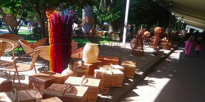 Con artesanía y música se vive la XII Expo Mimbre en Chimbarongo