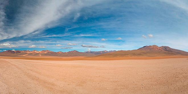Científicos europeos y chilenos analizan el desierto de Atacama