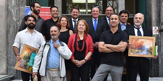 """Premian a quienes han contribuido al desarrollo """"positivo"""" de Santiago"""