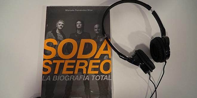 Publican biografía de Soda Stereo, emblema del rock latino