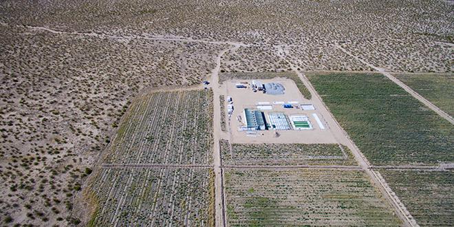Enel inicia construcción de la mayor planta solar fotovoltaica del continente americano