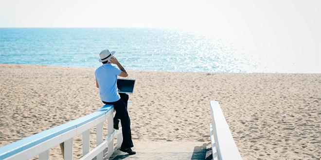 Estudio revela que la tecnología cambió las vacaciones de los chilenos
