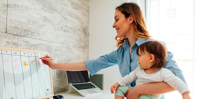 Tres consejos fundamentales para trabajar en casa