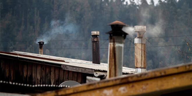 Araucanía: anuncian medidas para disminuir contaminación en invierno
